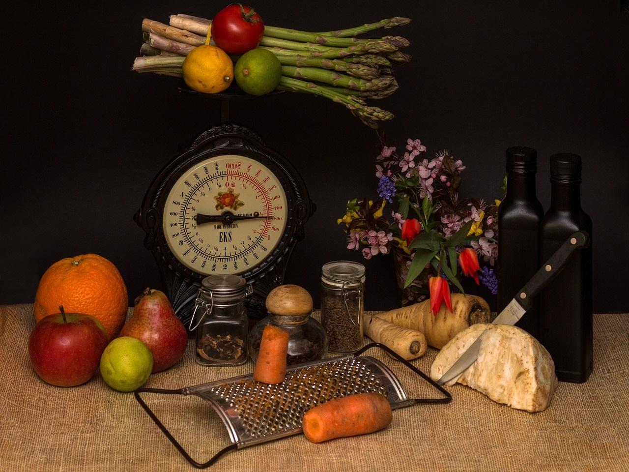 La balance, un élément indispensable pour cuisiner